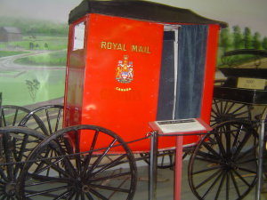 Royal Mail Wagon