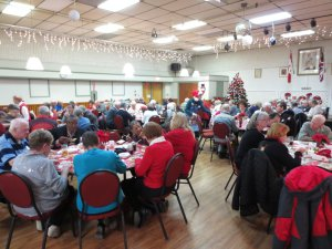 Christmas Banquet 2016 1